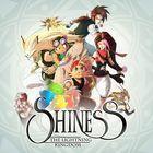Portada oficial de de Shiness: The Lightning Kingdom para PS4