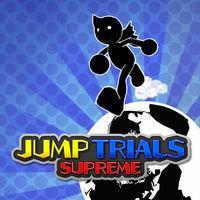 Portada oficial de Jump Trials Supreme eShop para Nintendo 3DS