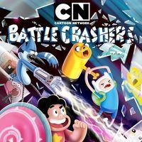 Portada oficial de Cartoon Network: Battle Crashers para PS4