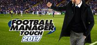 Portada oficial de Football Manager Touch 2017 para PC