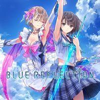 Portada oficial de Blue Reflection para PS4