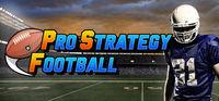 Portada oficial de Pro Strategy Football 2016 para PC