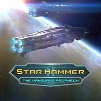 Portada oficial de Star Hammer: The Vanguard Prophecy para PS4