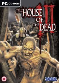 Portada oficial de The House of the Dead 3 para PC