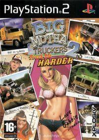Portada oficial de Big Mutha Truckers 2 para PS2