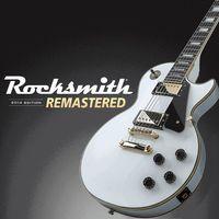 Portada oficial de Rocksmith 2014 Edition – Remastered para PS4