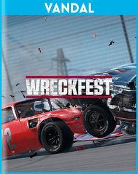 Portada oficial de Wreckfest para PS4