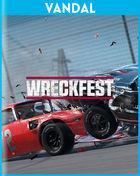 Portada oficial de de Wreckfest para PS4
