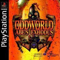 Portada oficial de Oddworld: Abe's Exodus para PS One