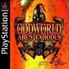 Portada oficial de de Oddworld: Abe's Exodus para PS One