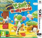 Portada oficial de de Poochy & Yoshi's Woolly World para Nintendo 3DS
