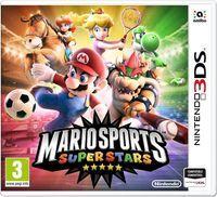 Portada oficial de Mario Sports Superstars para Nintendo 3DS