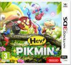 Portada oficial de de Hey! Pikmin para Nintendo 3DS