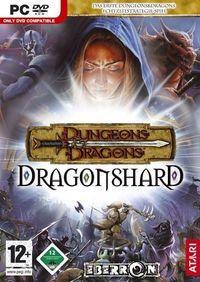 Portada oficial de Dragonshard para PC