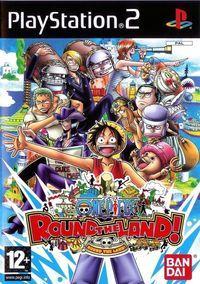 Portada oficial de One Piece Round the Land para PS2