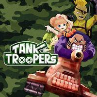 Portada oficial de Tank Troopers eShop para Nintendo 3DS