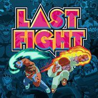 Portada oficial de LASTFIGHT para PS4