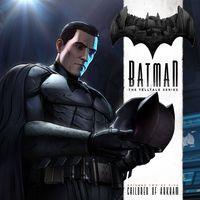 Portada oficial de Batman: The Telltale Series - Episode 2: Children of Arkham para PS4