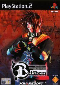 Portada oficial de The Bouncer para PS2