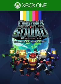 Portada oficial de Chroma Squad para Xbox One