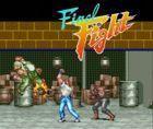 Portada oficial de de Final Fight CV para Nintendo 3DS