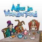 Portada oficial de de Alice in Wonderland eShop para Wii U