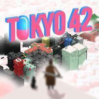 Portada oficial de Tokyo 42 para PS4