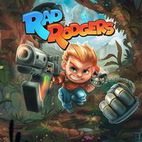 Portada oficial de Rad Rodgers para PS4