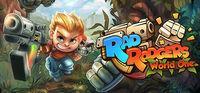Portada oficial de Rad Rodgers: World One para PC