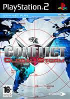 Portada oficial de de Conflict: Global Storm para PS2