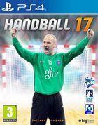 Portada oficial de de Handball 17 para PS4