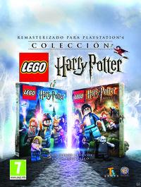 Portada oficial de Colección LEGO Harry Potter para PS4