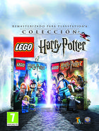 Portada oficial de de Colección LEGO Harry Potter para PS4