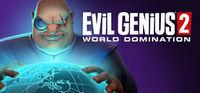 Portada oficial de Evil Genius 2: World Domination para PC