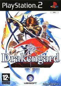 Portada oficial de Drakengard 2 para PS2