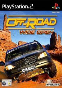 Portada oficial de Test Drive Off-road para PS2