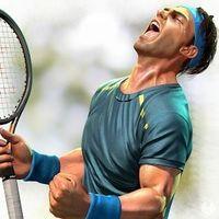 Portada oficial de Ultimate Tennis para Android