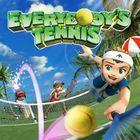 Portada oficial de de Everybody's Tennis para PS4