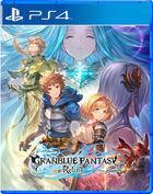 Portada oficial de de Granblue Fantasy: Relink para PS4