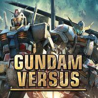Portada oficial de Gundam Versus para PS4