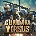 Portada oficial de de Gundam Versus para PS4