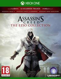 Portada oficial de Assassin's Creed The Ezio Collection para Xbox One