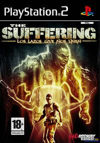 Portada oficial de The Suffering Ties that Bind para PS2