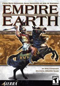 Portada oficial de Empire Earth para PC