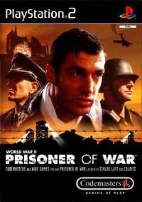 Portada oficial de Prisoner of War para PS2