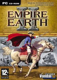 Portada oficial de Empire Earth 2 para PC