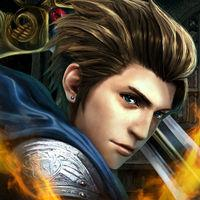 Portada oficial de King's Knight: Wrath of the Dark Dragon para iPhone