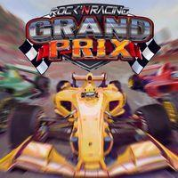 Portada oficial de Grand Prix Rock 'N Racing para PS4