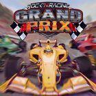 Portada oficial de de Grand Prix Rock 'N Racing para PS4