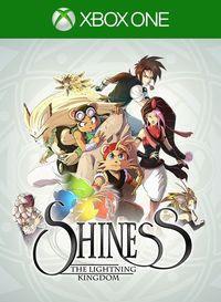 Portada oficial de Shiness: The Lightning Kingdom para Xbox One